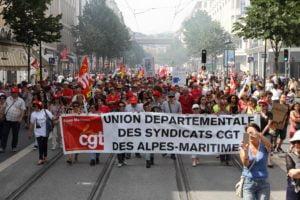 Journée de mobilisation et de grève interprofessionnelle, étudiante et lycéenne @ lieu et heure à définir