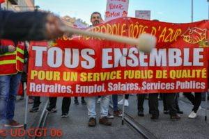 PETITE ENFANCE Plus fort que le décret Morano Les ordonnances Macron ! @ Place MAssena